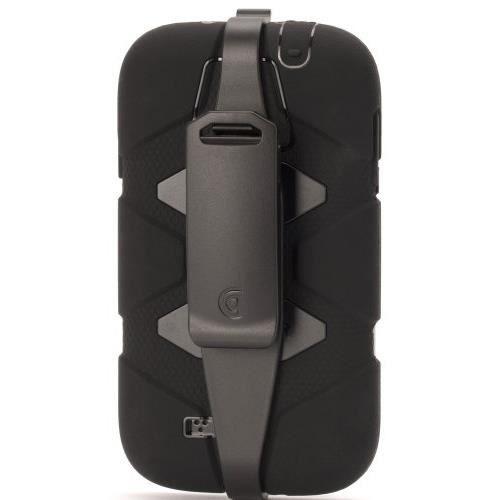 GRIFFIN Coque étanche Survivor - Pour Samsung Galaxy S4 I9500