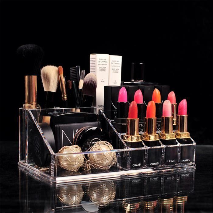 rangement pour maquillage achat vente rangement pour. Black Bedroom Furniture Sets. Home Design Ideas