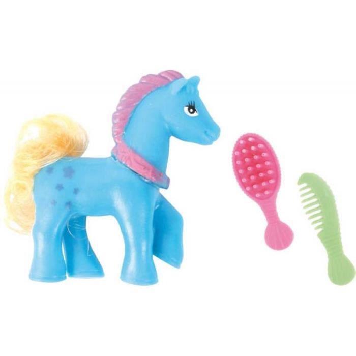 tete a coiffer poney achat vente jeux et jouets pas chers. Black Bedroom Furniture Sets. Home Design Ideas