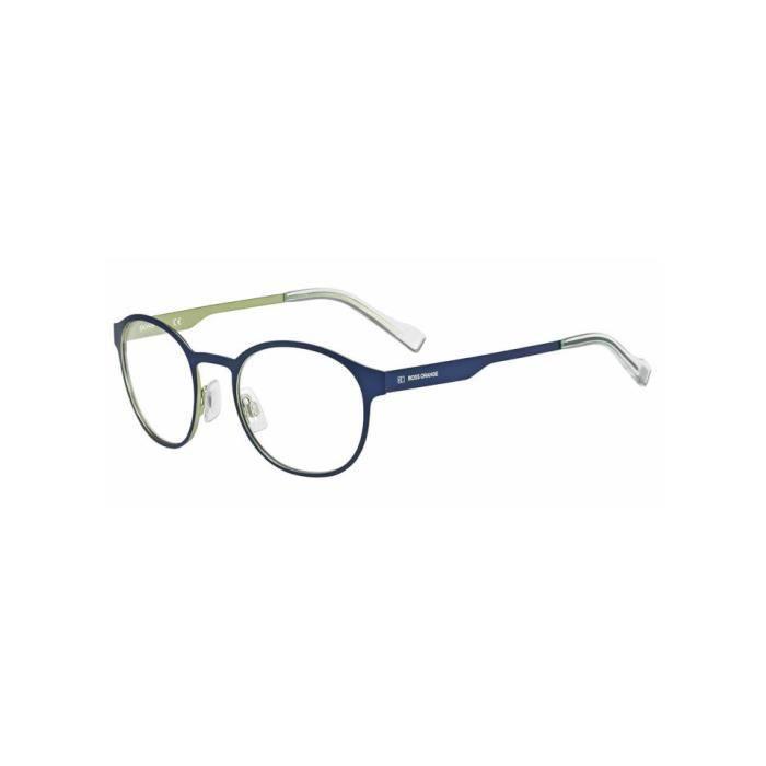 be0e6ff0a6 Lunette de vue BOSS ORANGE BO 0166 SBB Bleu - Achat / Vente lunettes ...