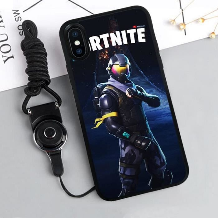coque iphone xr fornite