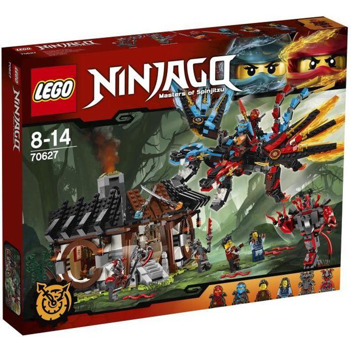 LEGO Ninjago - Achat / Vente pas cher - Soldes* dès le 10 janvier ...