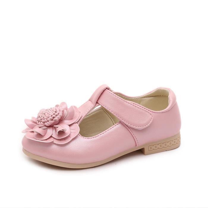 IZTPSERG Ballerines Chaussures Enfant Fille