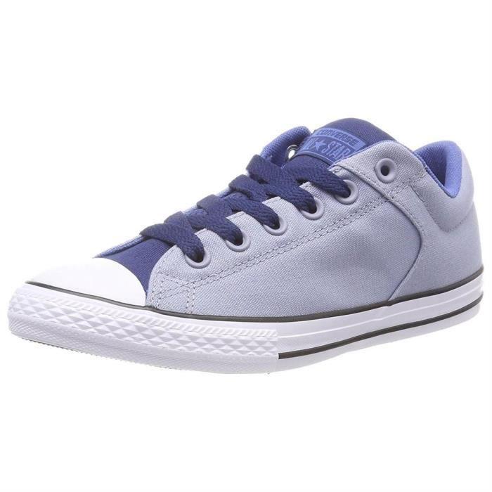 Chaussures de Fitness Mixte Enfant Converse CTAS Street Slip