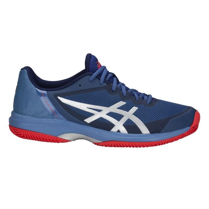 Chaussure Gel Bleu Fw18 Clay Court Asics Speed 6gvyY7Ifbm