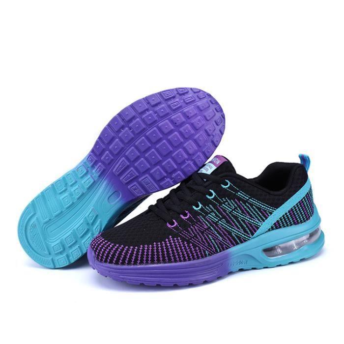 Chaussures De Sport Pour Hommes, Chaussures De Course Sports Fitness Gym AthléTique Baskets Sneakers
