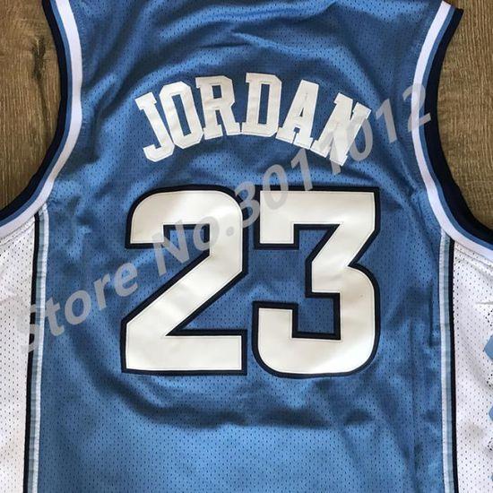 Basket Cher Pas Ball Homme Basketball Jordan North Maillot De Carolina Michael rdshCtQ
