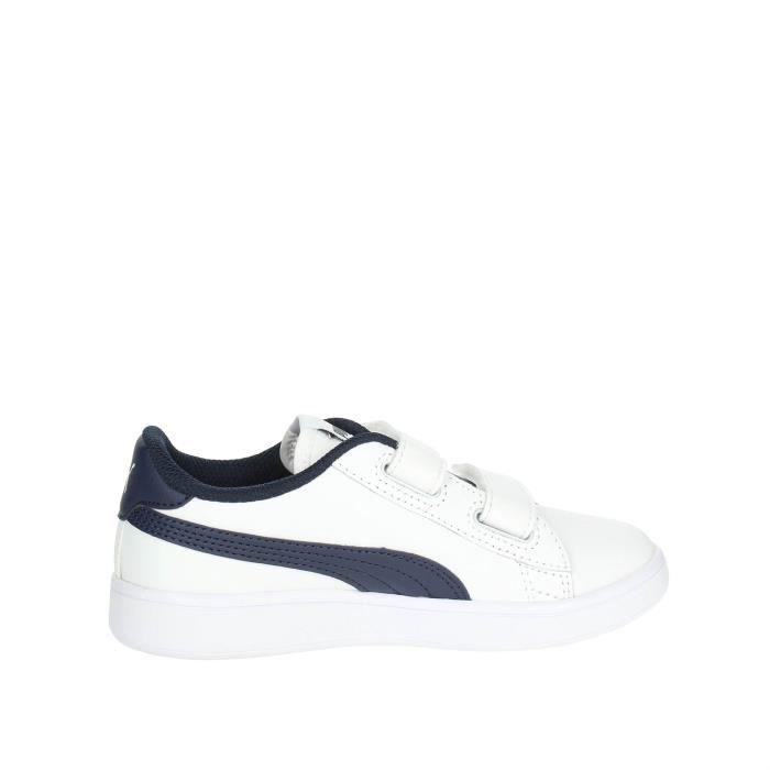 Puma Petite Sneakers Garçon Blanc, 28