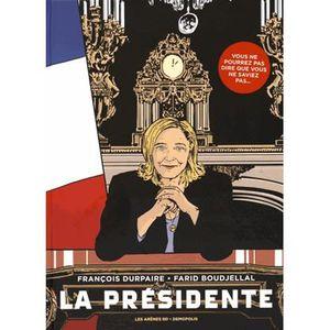 BANDE DESSINÉE La Présidente