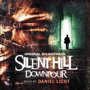 CD MUSIQUE DE FILM - BO Silent hill downpour