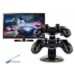 CHARGEUR CONSOLE Chargeur PS4, Support PS4, Charge Rapide et Suppor