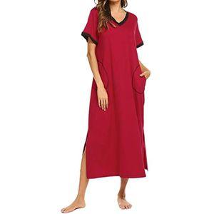 e8d3b0b05c13a Chemise de nuit femme grande taille - Achat / Vente pas cher