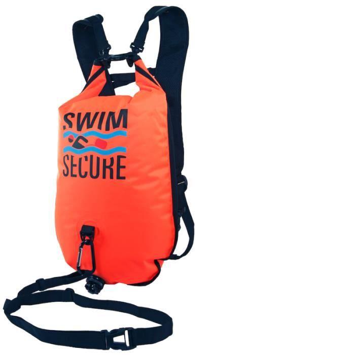 À Courir Dos Swim Nager Dispositif Secure Spécifique Sac Bouée Pour n80vmNw