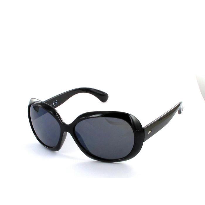 Bien connu Lunette de soleil femme verre noir - Achat / Vente pas cher  WF35