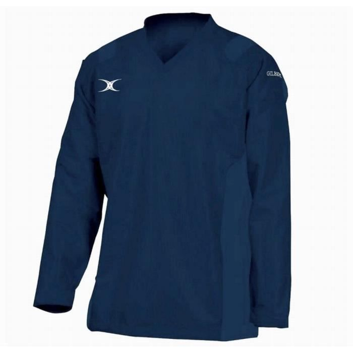 COUPE VENT RUGBY GILBERT NAVY - 37771 Multicolor - Achat   Vente ... 46a770328ff2