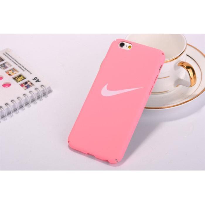 Nike Coque iPhone 7 Rose Achat coque bumper pas cher, avis et