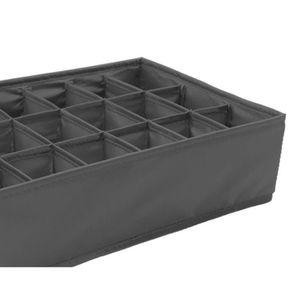 organisateur tiroir sous vetement achat vente organisateur tiroir sous vetement pas cher. Black Bedroom Furniture Sets. Home Design Ideas