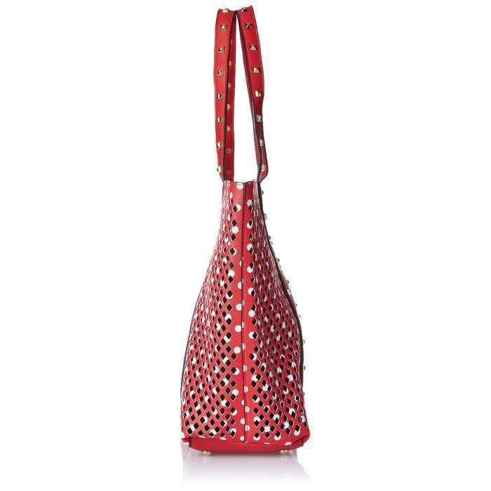 Sac à bandoulière femmes (rouge) (dk93hred) NZIMP