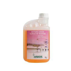 NETTOYAGE SOL Nettoyant sols et surfaces Deterg Anios 1L Parfum