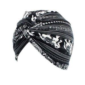 32b39e9fd8d BANDEAU - SERRE-TÊTE Femmes cancer floral chimio Hat bonnet écharpe tur