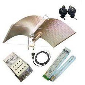 Kit Adjust A Wing Stucco Hps Mh 400w Achat Vente Eclairage