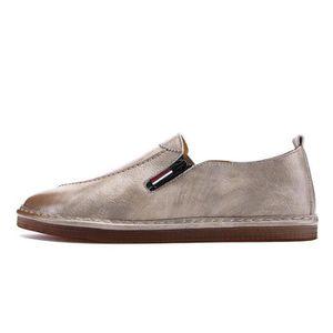Chaussure De Ville Homme Mode Pour D'Affaires Respirante Poids LéGer Deluxe marron 38 X35131_GEDDBIPE_9908 isAJMCkQ