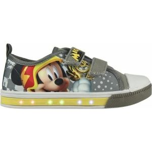 BASKET Baskets LED Chaussures Lumineuse Mickey, Baskets l