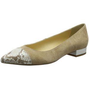 BOTTINES - BOOTS Geox Flats femmes Ballet D Charyssa B 3NI7M6 Taill