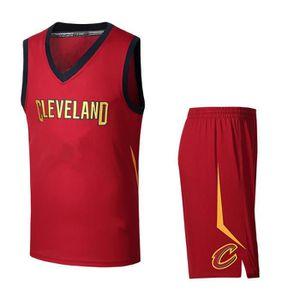 buy online 7164a 3ac33 MAILLOT DE BASKET-BALL NBA Cleveland Cavaliers Maillot et Shorts de baske