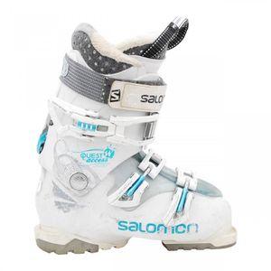 CHAUSSURES DE SKI Chaussure de ski Salomon quest access w 50 blanc