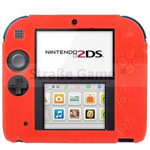 HOUSSE DE TRANSPORT Housse etui protection silicone pour Nintendo 2 DS