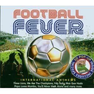CD VARIÉTÉ INTERNAT CD FOOTBALL FEVER – INTERNATIONAL ANTHEMS