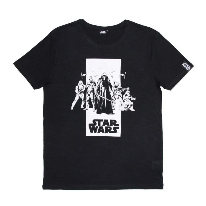 STAR WARS T-shirt Homme 1005629 - 100% coton