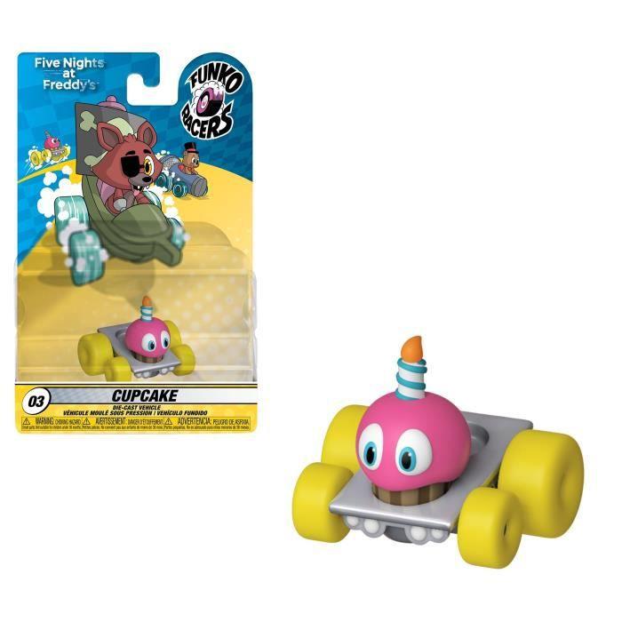 Figurine Funko Super Racers: Five Nights At Freddy's: Cupcake