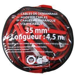 Câble de Démarrage 500A 35mm² pour Camion