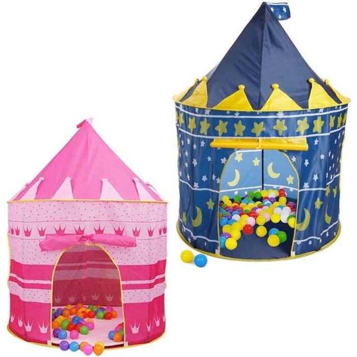tente enfant fille achat vente jeux et jouets pas chers. Black Bedroom Furniture Sets. Home Design Ideas