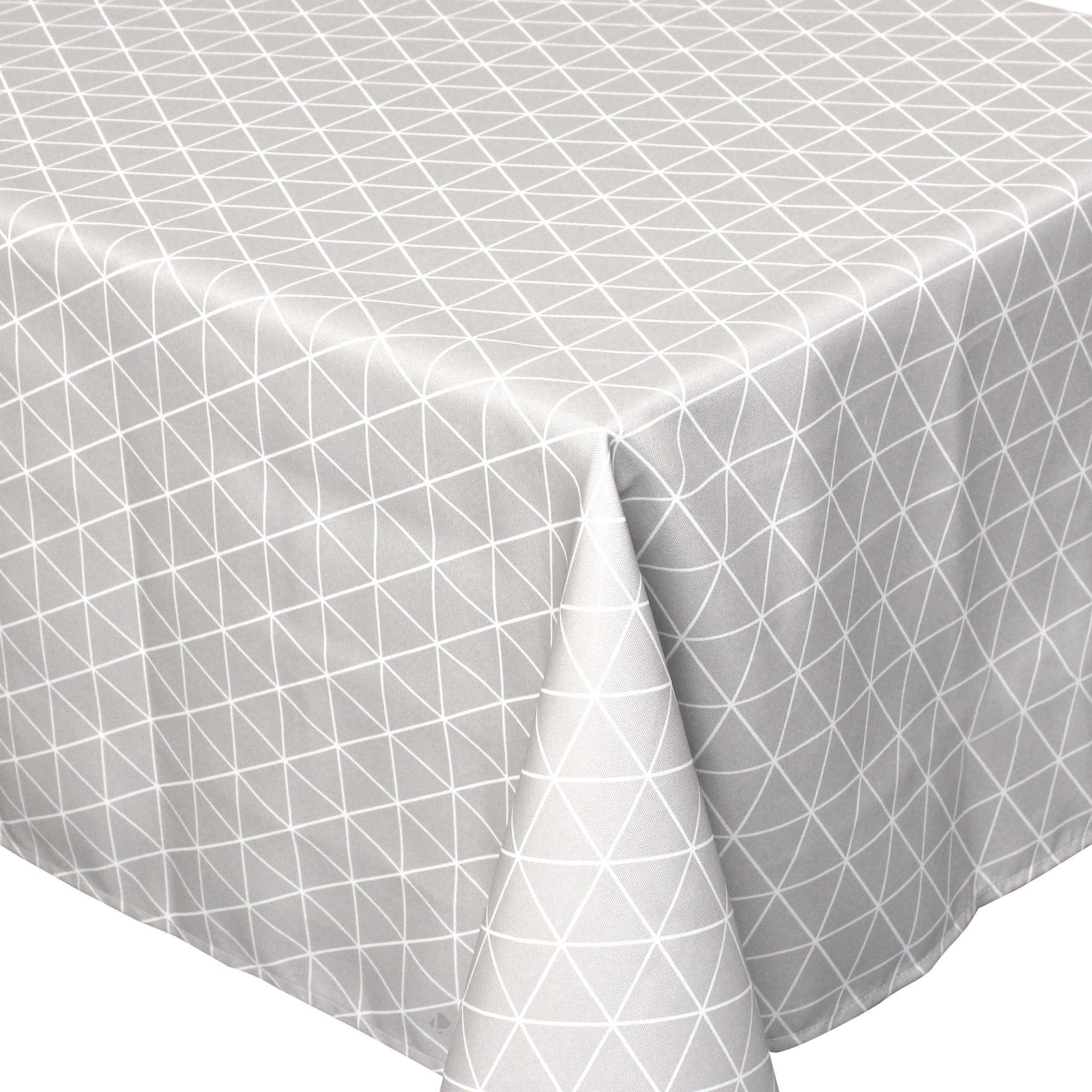 Nappe rectangle 150x300 cm imprimée 100% polyester PACO ...
