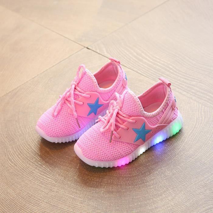 Enfants Led Fashion Chaussures Pour Clignotant zpSMqUV
