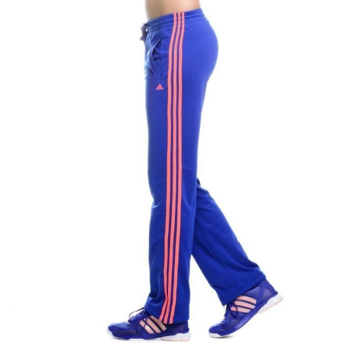 Pantalon survetement adidas femme - Achat   Vente pas cher cf36c1129e6