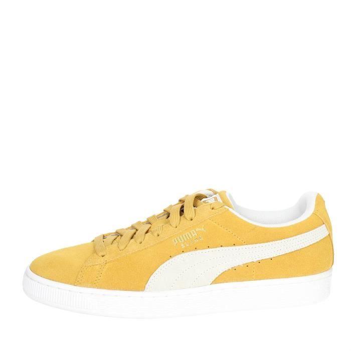 puma jaune