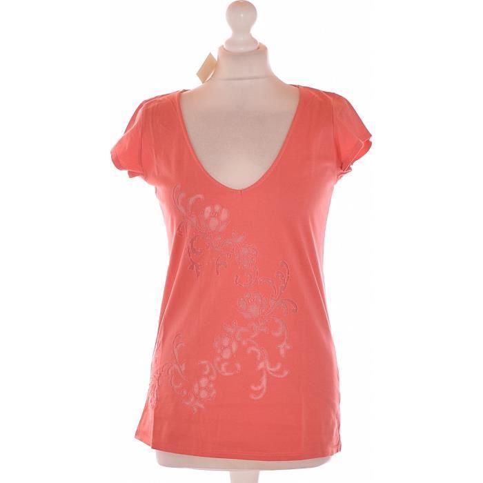 État T Très Achat Bon Shirt Rose Occasion Top Naf Vente vZSwqxITPp 8ebe50ff925