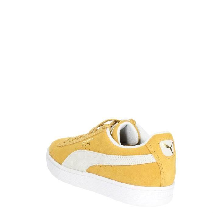 Puma Petite Sneakers Homme Jaune, 40