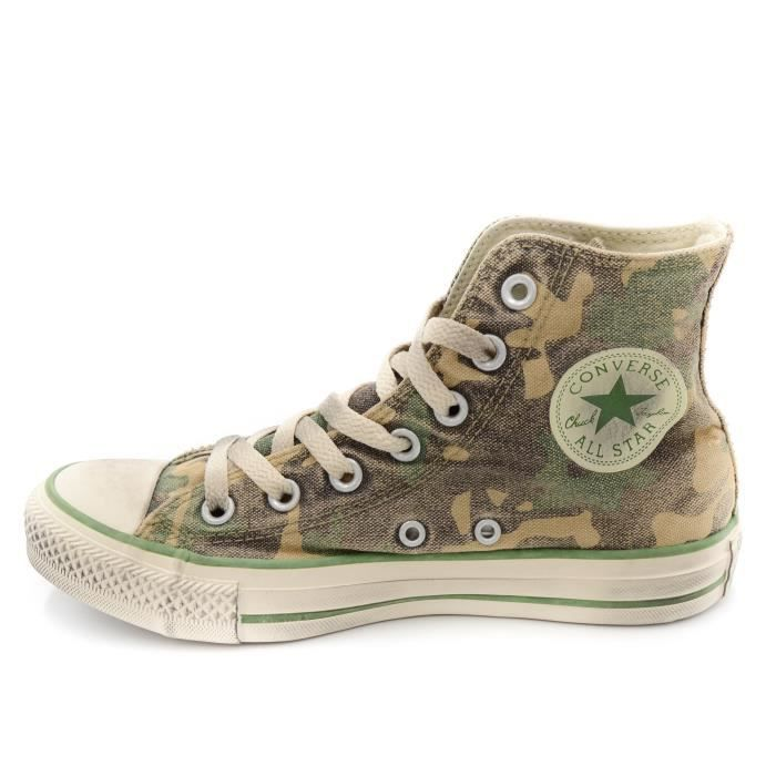 Converse Limited Edition Basket mixte alte camo art.1c14sp27. T. 37