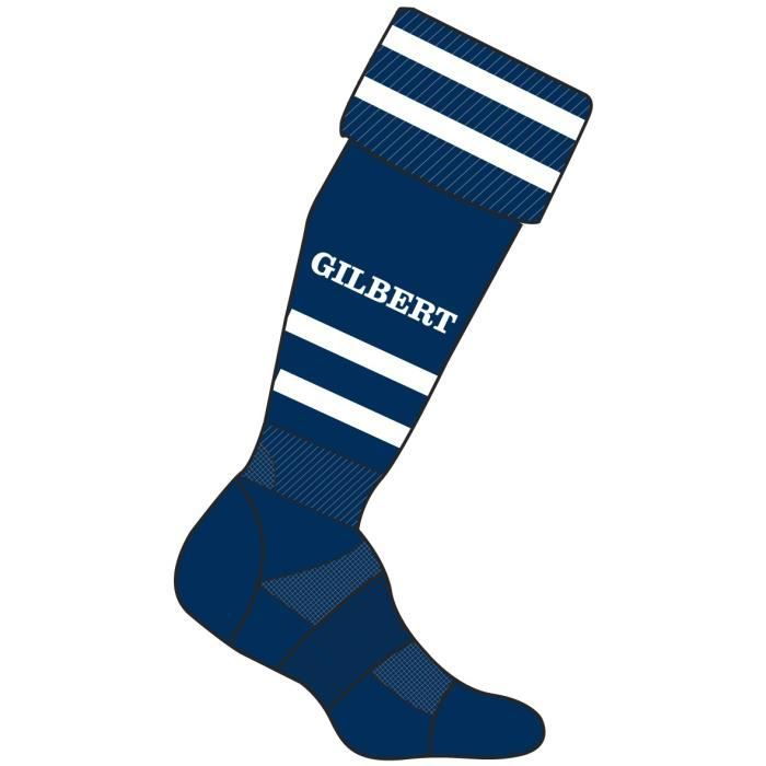 CHAUSSETTES DE RUGBY GILBERT Chaussettes Rugby Junior RGB