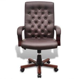 magnifique fauteuil de bureau chesterfield en cuir Résultat Supérieur 5 Beau Siege De Bureau Cuir Photos 2018 Zzt4
