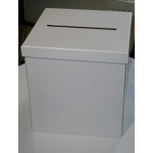 urne en carton achat vente urne en carton pas cher cdiscount. Black Bedroom Furniture Sets. Home Design Ideas