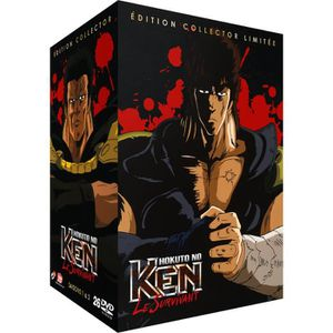 DVD MANGA Ken le Survivant (Hokuto no Ken) - Intégrale des 2