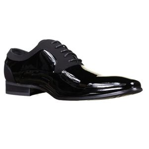 DERBY Chaussure Reservoir Shoes Paul Black Patent
