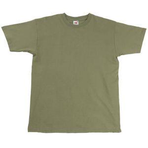 T-SHIRT T-shirt à manches courtes Fruit Of The Loom pour h