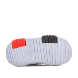 buy popular b5cc4 68a00 BASKET Baskets adidas Racer pour petit garçon en noir et